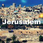 Donald Liss - Jerusalem
