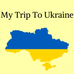 Donald Liss: Learn More About My Trip To Ukraine